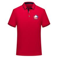 2019 Ligue 1 Лилль поло рубашки трикотажные изделия футбола Pepe поло трикотажные изделия футбола мужчин 18/19/20 Lille мужской футбол рубашка поло маек