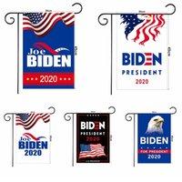 Biden Bandeira Garden 2,020 presidente americano Eleição Joe Biden Bernie Sanders Andrew Yang Donlad Trump Decor bandeira Não Rack HHA1291N