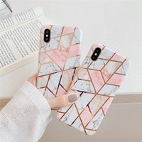 Rose Gold Marble Soft Silicon Tpu Case for Iphone 11 Pro Max...