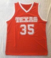 2020 mens baratos Kansas College Basketball desgaste 4 Bamba 21 EMBIID 23 CULVER 35 DURANT de basquete Camisa de vestir roupas atacado yakuda on-line