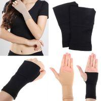 El Destek Bilek Brace Spor Eldiven Palm Elastik Bandajlar Wrap Artrit