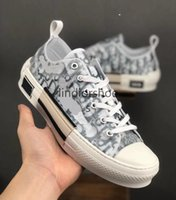 New 2020 summer luxury high and low Top Sneakers fashion Sneakers Men and women retro B23 young luxury designer luxury hand