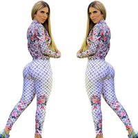 Womens brand two Piece Set Tracksuits suits outfits Sexy Jog...