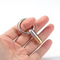 도구 다기능 열 수있는 열쇠 고리 포켓 커터 알약 미니에 대한 여행을 절단 캡슐 나이프 키 샤프 마이크로