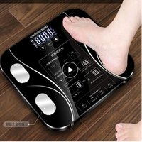 USB facturable de graisse corporelle Balance des ménages de mesure Balance électronique Fat échelle du corps précis Verison chinois
