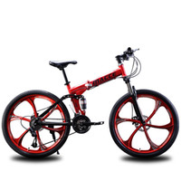 "Mountain Bike 21 speed 26"" inch Folding bike road bike D..."