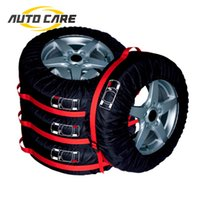 heels s & Parts Tire Accessories 4Pcs Car Spare Tyre Cov...