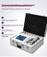 Mit Wirkung zur Stoßwellentherapie Maschine Acoustic Wave Stoßwellentherapie Schmerzlinderung erektile Dysfunktion Ausrüstung mit ED-Behandlung