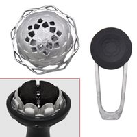 Kaloud Lotus Hookah Bowl Heat Management System Charcoal Hol...