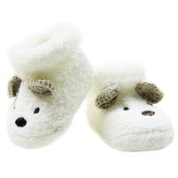 NEW Warm Newborn Socks Unisex Baby Boy Girls Infant Cute Bea...