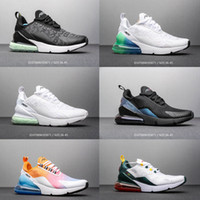 nike air max 270 2019 Nuova Parra Designer 270s Foto Blue Mens Womens Running Shoes Triple White University Red Olive maxes Volt Habanero 27C Sneakers 36-45