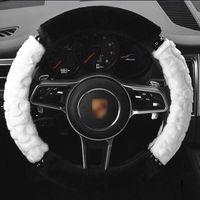 Auto-Steering-Abdeckung für Toyota 4Runner 2018 Camry Prius 20 30 C RAV4 Bling Bling Autozubehör Lenkradbezug Cosas Para Fiesta