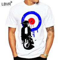 My Generation Mod Scooter Men' S T- Shirt Jam Fashion The...