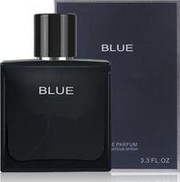 Neue Gesundheit Schönheit blaue Parfüm für Männer 100ml 3.4 oz mit langanhaltender Zeit guten Geruch Hoher Duft Eau de Parfum Kostenloser Versand