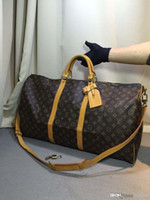 95e30287c66e New Arrival. new Women Luggage Bags Men Leather Handbags michael v86 KOR  houlder Bags Women Top Travel Bags Tote Have ...