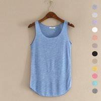 HOT summer Fitness Tank Top New T Shirt Plus Size Loose Mode...