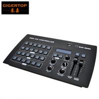 TIPTOP Bühnenscheinwerfer TP-D1370 512 DMX-Recorder USB-Disk Backup-Programm herunterladen CE UL GB Zertifizierung Mikrofon und Audio deviceTIPTOP Bühne