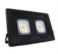 Impermeabile IP65 Proiettori da esterno da giardino Spot Refletor Esterno Foco Lampada da 50W 100W Proiettore da interno a Led LLFA