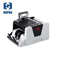 HSPOS HS-118 Professional Деньги Билл Примечание Счетчик Fast Валюта Наличный счетная машина банк