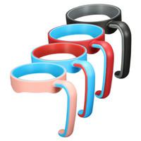 20 oz Bardak Kol Kupa Seyahat kupa Ücretsiz Nakliye için Kupa Kolu veya Kupa Tutucu Yedek Taşınabilir Plastik El sap Tutucu Kolları