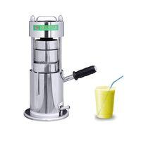 Máquina de jugo de azúcar de caña de azúcar de caña de azúcar de acero inoxidable de acero inoxidable / máquina de juicer de limón naranja / licor de frutas
