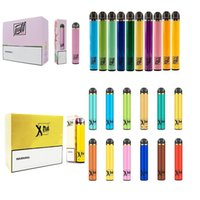Dispositivo desechable Xtra Vape Pen 5,0 ml Cartucho 1500puffs Sistema vaporizadores e cigs hyppe barra BANG XL