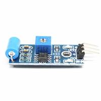 100PCS Alarme de module de capteur à fermeture constante / vibrante Module de capteur / Commutateur de vibrations SW-420 Livraison gratuite
