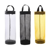 Hanging Storage Bag 3 Colors Wall Hanging Storage Mesh Bag U...