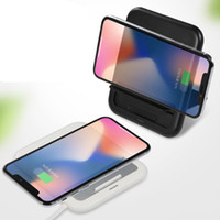 Wireless Fast Charger Qi Fast Qiuck Charging stand holder fo...