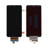 De pantalla para LG Q Stylo 4 Q710 Q710MS Q710CS pantalla táctil LCD de visualización Asamblea digitalizador para LG LCD Stylo 4 Q710