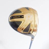 New Mens Golf Clubs Katana Voltio Ninja Golf Driver 9/10 Loft Driver Clubs Graphite Golf Shaft R / S / S / SR Spedizione gratuita
