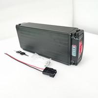 1000W Ebike batería 48v 21ah 48v 20ah scooter eléctrico / bicicleta eléctrica batería de litio para kits de bicicleta eléctrica motor 1000w 2a cargador
