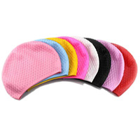Adult pool swim cap pliable silicone stretchy no pressure sw...