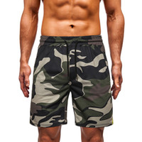 2019 Camouflage Casual Shorts Male Brand Clothing Beachwear ...