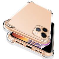30 çiftleşmeye note10 Süper Yumuşak TPU Şeffaf Şeffaf Telefon Kılıfı 11 pro max X XS iPhone İçin Kapak Darbeye Cases Protect Anti-vurmak Pro