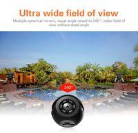 SQ6 Mini Gözetleme Kamerası Full HD 1080P Gece Görüş Küçük Video Spor DVR Kamera Hareket Sensörü Algılama Kamera