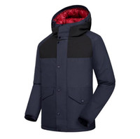 Men Thicken Jacket Inverno Montanha Outdoo Jackets Man Outdoor Multi-bolso Wear Masculino Trekking à prova de vento Coats encapuçado morna