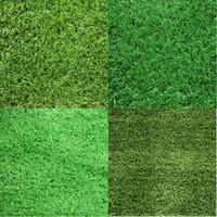 정원 가든 바닥 결혼식 장식 100cm * 100cm 녹색 매트 잔디 인공 잔디밭 작은 잔디 카펫 가짜 잔디 홈 이끼 DH0441