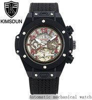 KIMSDUN 2019 Luxury Automatic Mechanical Mens Watches Relogi...