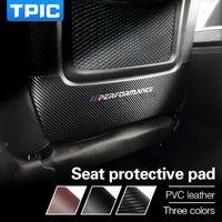 E90 F20 F30 F34 F36 X1 E84 액세서리 자동차 안티 더러운 패드 보호 PVC 스티커 커버 트림 뒷좌석 자동차 스타일링