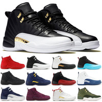 University Gold 12 Game Royal 12s mens basketball shoes FIBA...