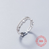 New Model Custom Fashion Small Size Adjustable 925 sterling ...