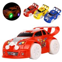 LED Car Toys LED Lighted Toys Cute Cars Different Color Kids...
