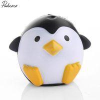 Pudcoco 12cm Squishy Belle Penguin squeeze stretch doux Rising lente restauration Fun Toy cadeau