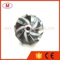 RHF3 31.00 / 40.00mm In avanti 5 + 5 pale Compressore turbo billetta / Alluminio 2618 / Turbocompressore Rotella del compressore