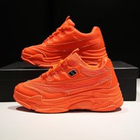 2019 Harajuku Kadın Chunky Sneakers Tenis Basket Kadın Casual Platformu Ayakkabı Ulzzang Baba Ayakkabı Yüksek Top Sneakers Zapatos Mujer