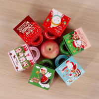 Christmas Cartoon Party Supplies Candy Box Baby Shower Kids ...