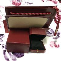 Bague d'amour Boîte d'origine argent rose or Bracelets d'amour Boîtes tournevis à vis Bracelets d'amour Bracelets Boîtes emballage d'origine de haute qualité