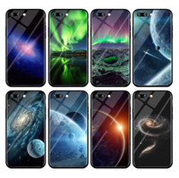 New colorful tempered glass mobile phone shell Cell Phone Ca...