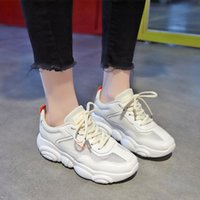 Women' s Sneakers White Casual Shoes For Women Leather F...